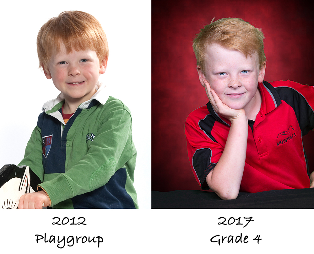 Natural Happy Pre School and School photos throughout country Victoria