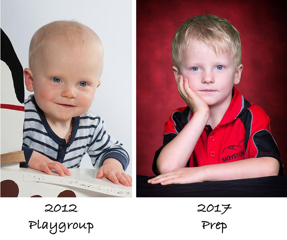 Natural happy photos at Pre-school and School