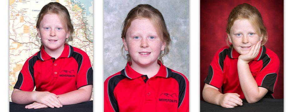 School Photo Poses