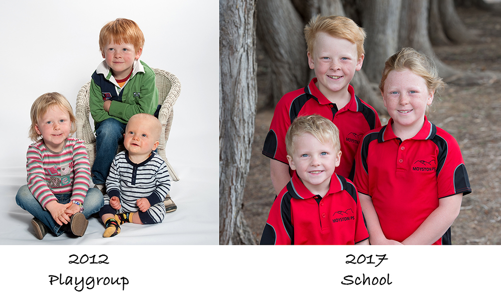 School Family Photography